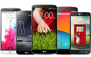 LG Smartphones Photo Recovery