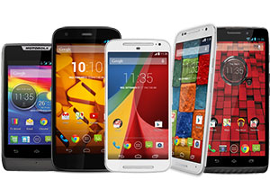 Motorola Smartphones Photo Recovery