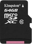Kingston Micro SDXC Card Photo Recovery