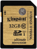 Kingston SDHC Card Photo Recovery