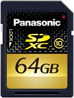 Panasonic SDXC Card Photo Recovery