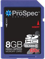 Prospec SDHC Card Photo Recovery