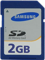 Samsung SD Card Photo Recovery
